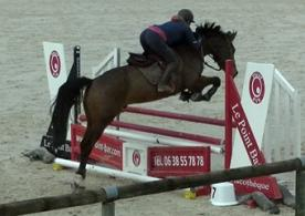 20119-03-12.FILAE MAOUCHA, 4 ans, Deauville Warm up